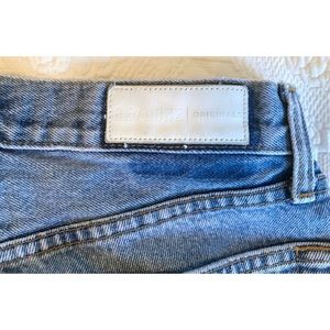 Re/Done Jeans - High-Waisted Re/Done Original Jeans Size 27